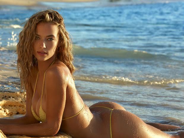 Η Hannah Ferguson δεν έχει τίποτα να ζηλέψει από την Kate Upton | oneman.gr