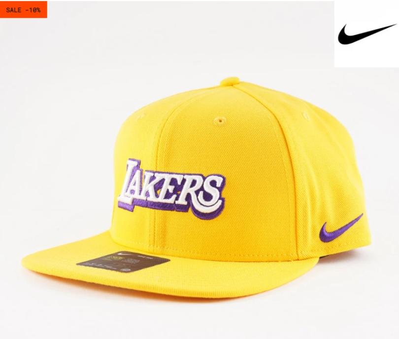 Nike LAL NBA U NK PRO ADJ LOGO CE AMARILLO CK1830-728