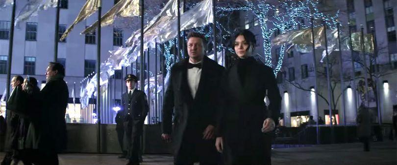 Clint Barton και Kate Bishop