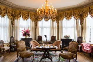 To διαμέρισμα των 3 εκ. ευρώ στο Κολωνάκι που θυμίζει παλάτι