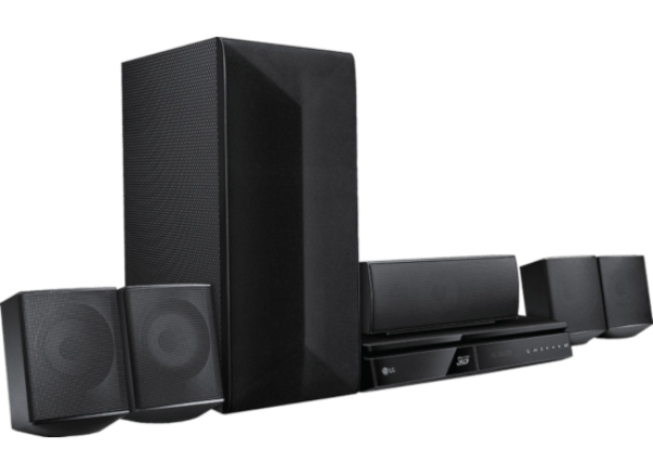 LG LHB625M Home Cinema - 5.1 - Μαύρο