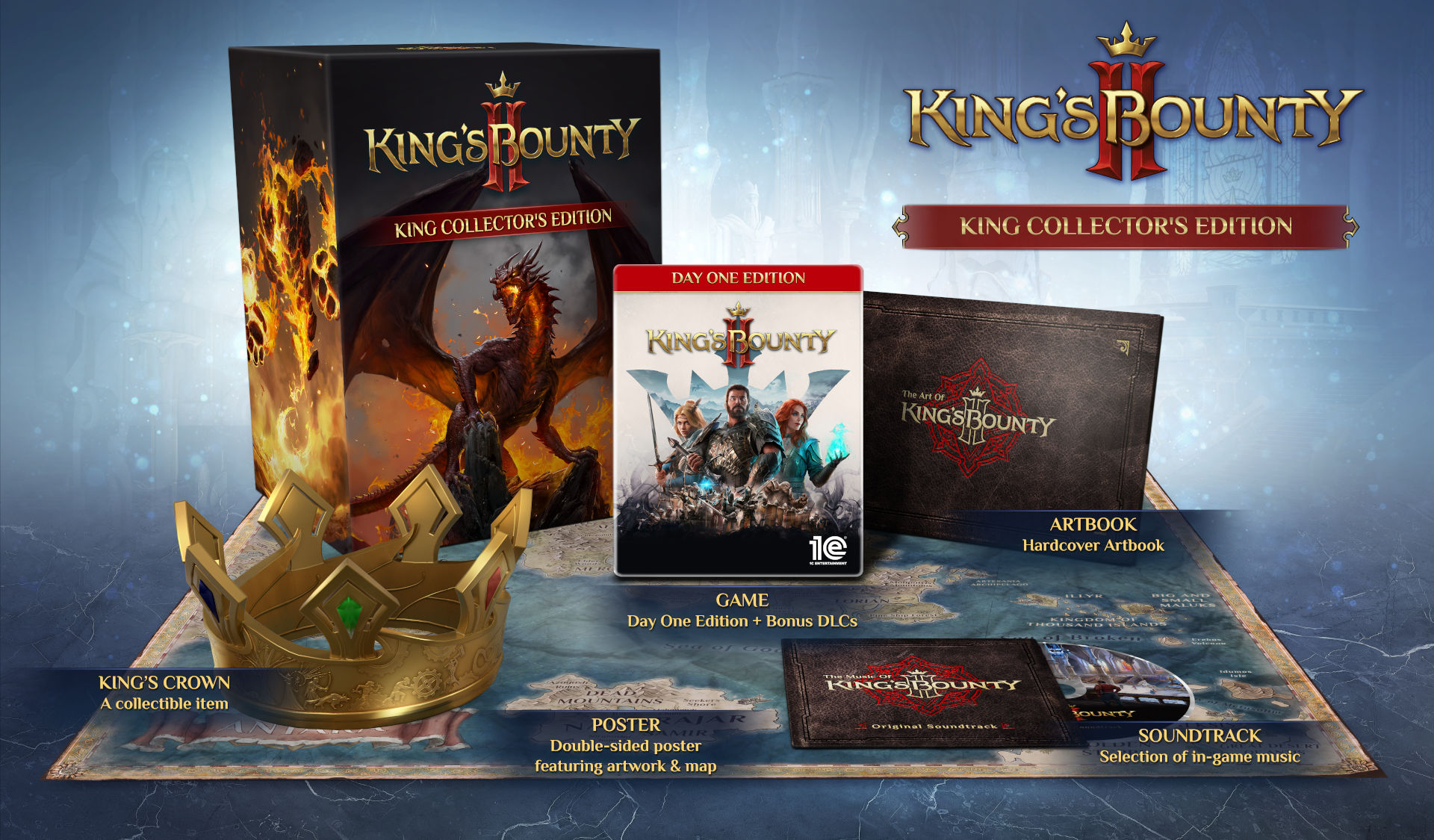 King's Bounty games