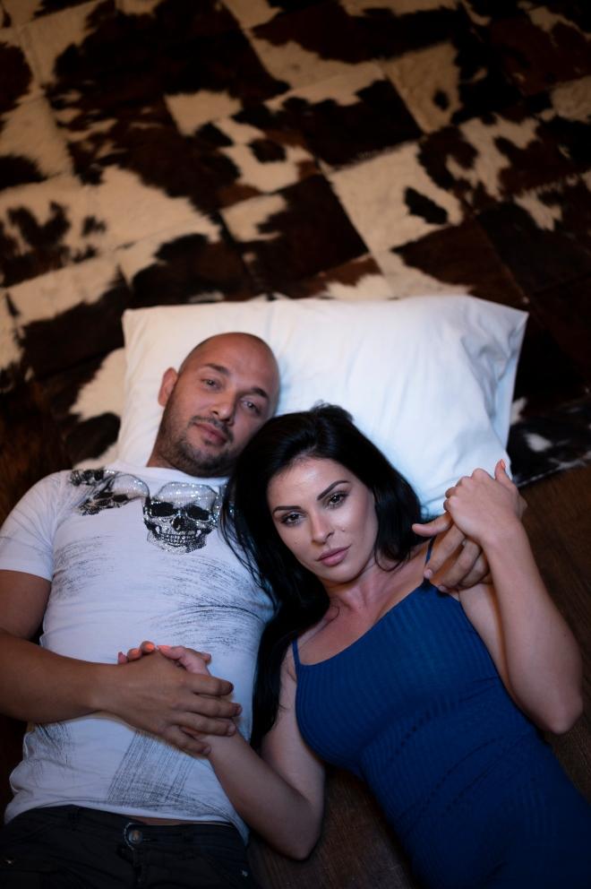 Ίνα και Τεό, ζευγάρι πορνοστάρ. Δευτέρα 27 Ιουλίου 2020. Φωτογραφίες: /