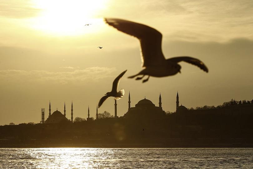 τουρκία βυζαντιο κωνσταντινουπολη