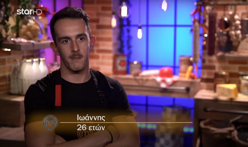 Master Chef Ιωάννης