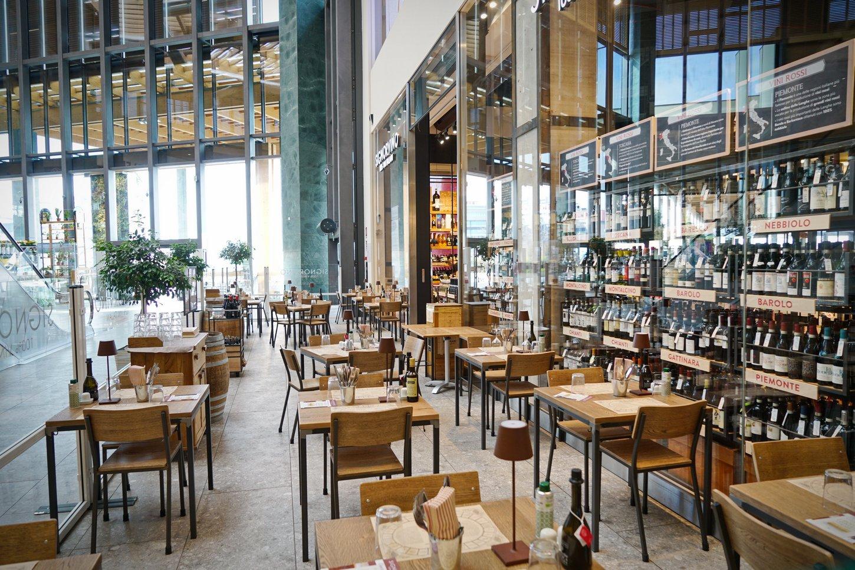 ιταλία καραντίνα άδεια εστιατόρια