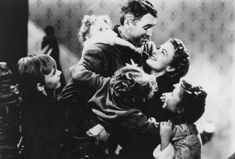 καλύτεροι μπαμπάδες A Wonderful Life