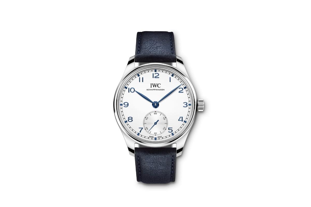 IWC Timbertex ρολόγια λουράκια δέρμα