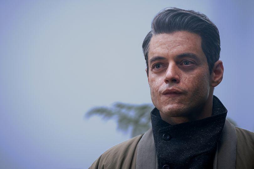 Ο Rami Malek στο No Time to Die του James Bond