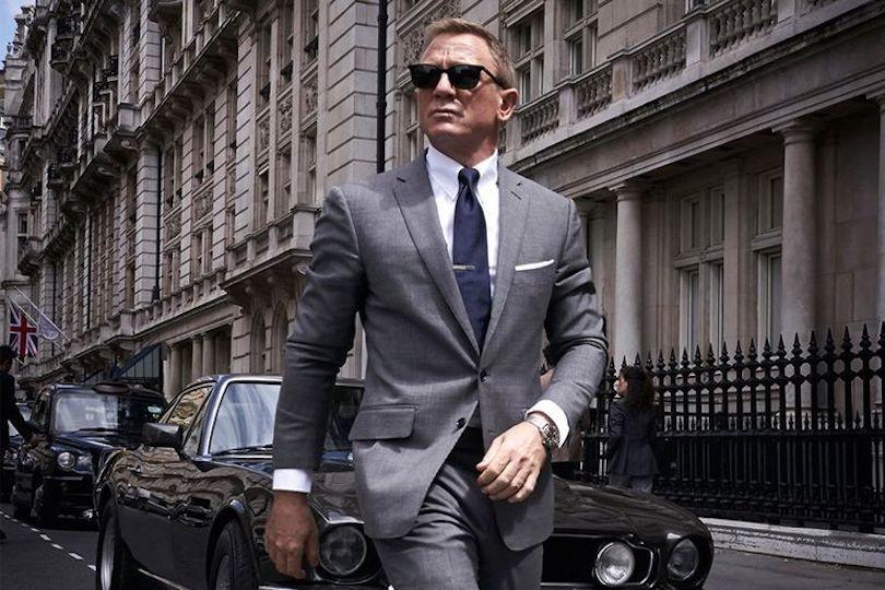 4 cool looks του James Bond από το No Time to Die