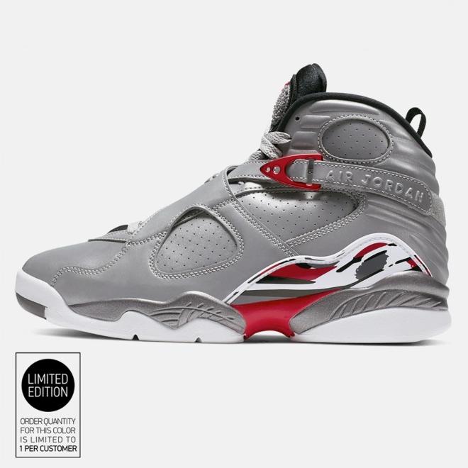 Jordan Air 8 Retro Ανδρικά Παπούτσια