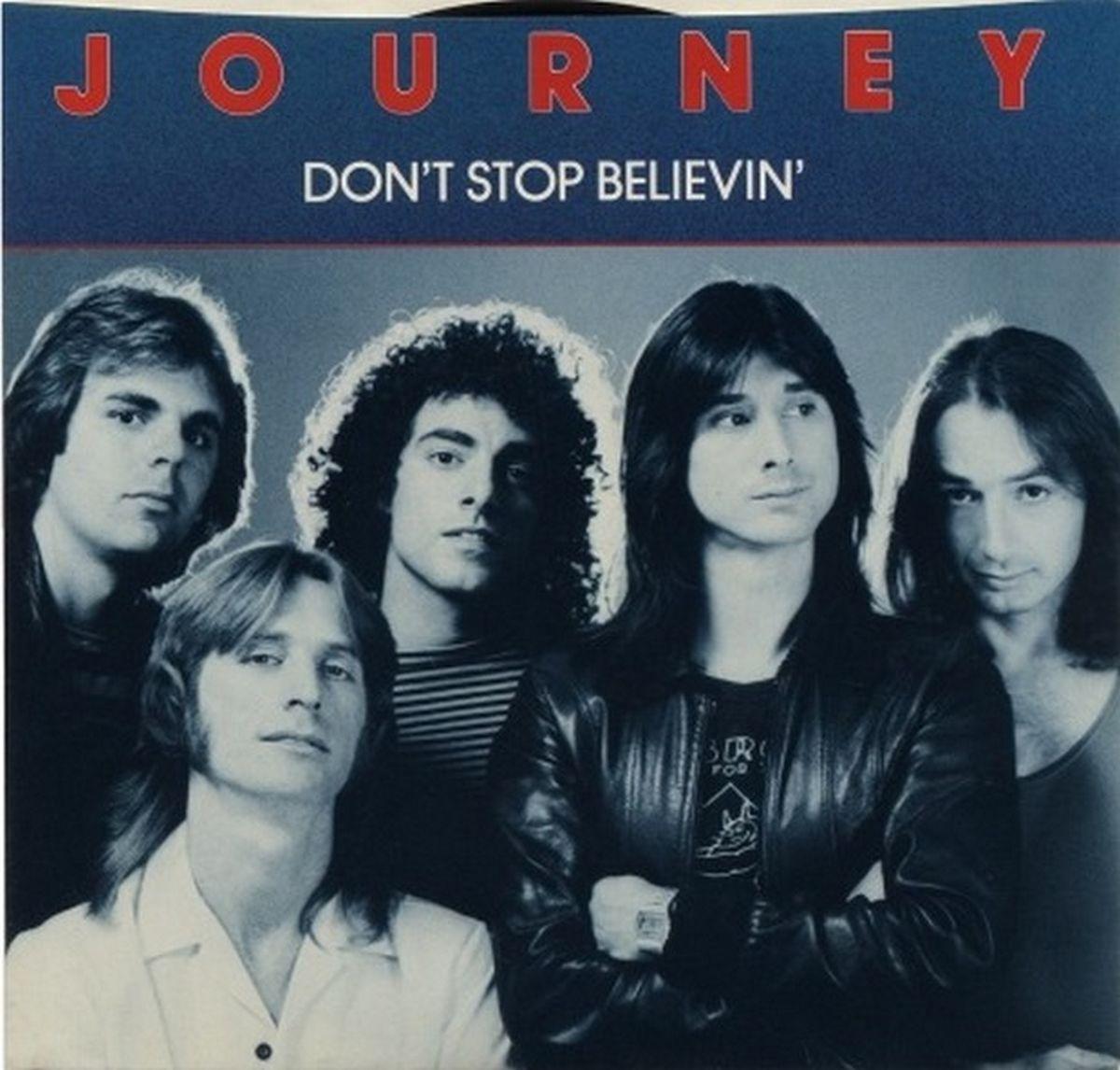 Journey diskos exwfyllo