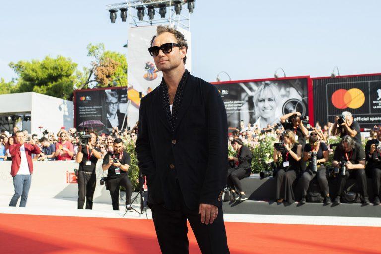 Jude Law Venice
