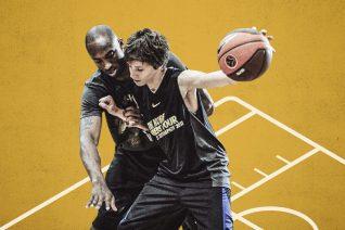 Πώς είναι στα 13 σου να βάζεις καλάθι στον Kobe