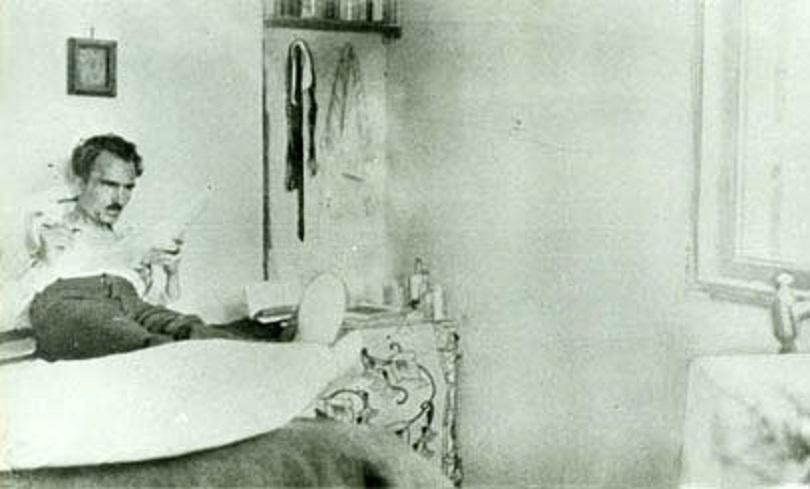 νίκος καζαντζάκης συγγραφέας ζορμπάς τελευταιος πειρασμός
