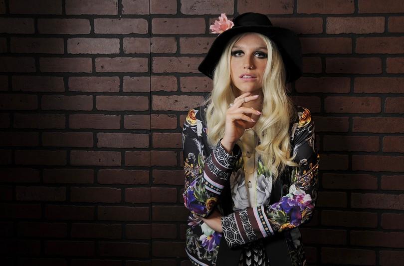 Kesha πορτραίτο