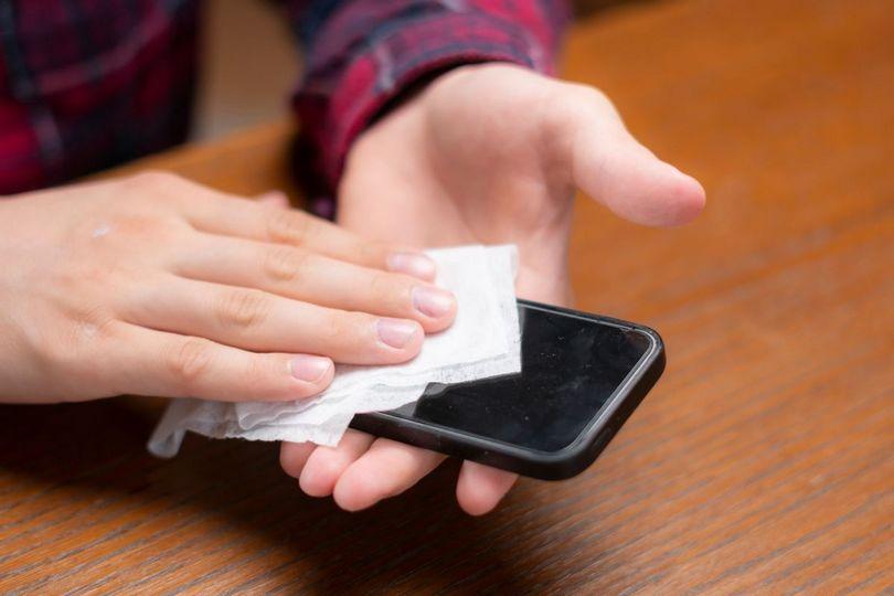 κορονοϊός smartphone