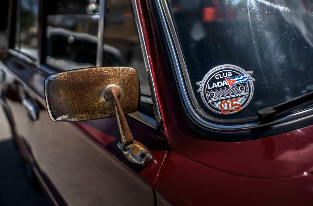 Στην Κούβα, δεν σκοτώνουν τα Lada όταν γεράσουν