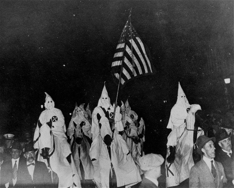 Ku Klux Clan ρατσιστές αμερική