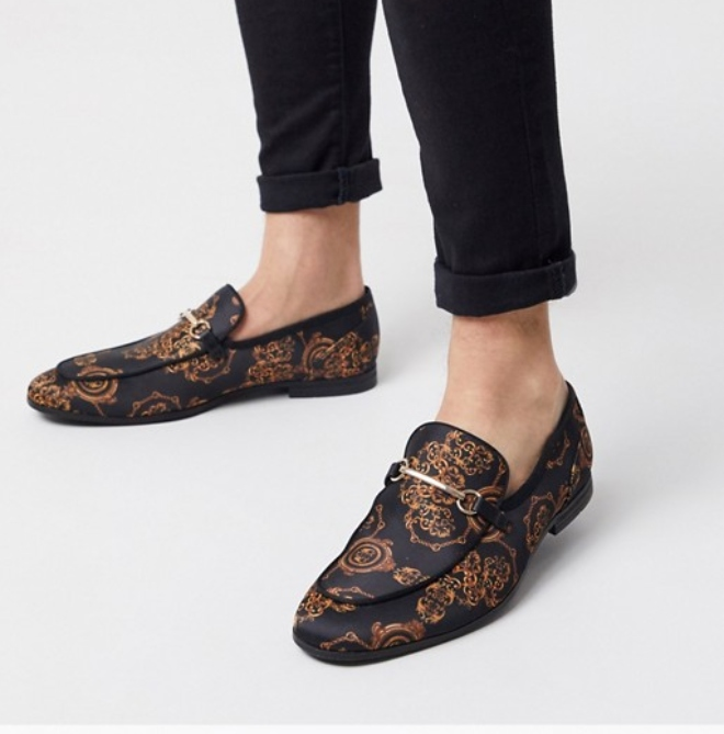 ASOS DESIGN loafers