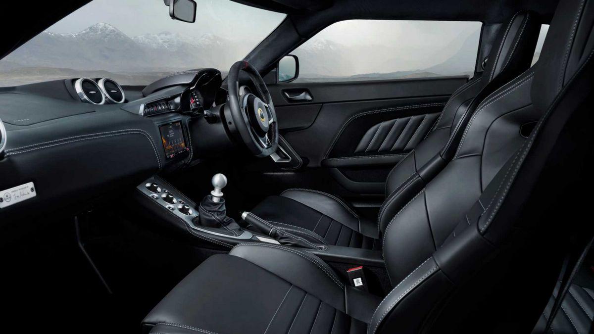 Lotus Evora GT410 2020 καινουργια αποκάλυψη sport