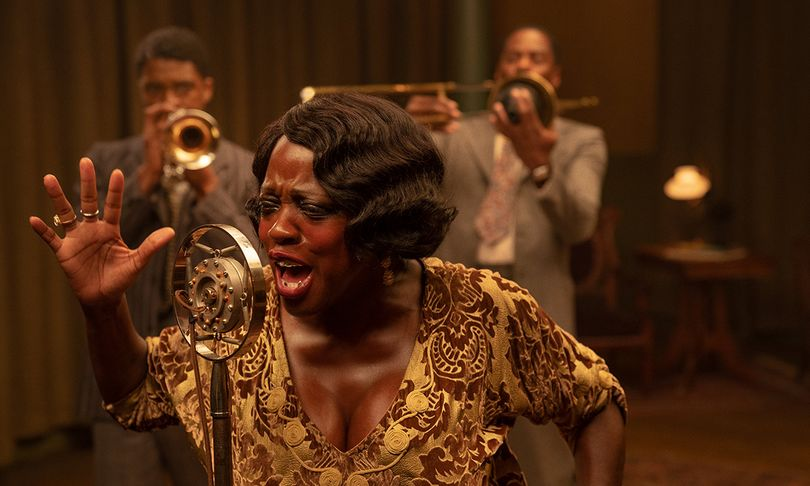 Η Viola Davis στο Ma Rainey's Black Bottom