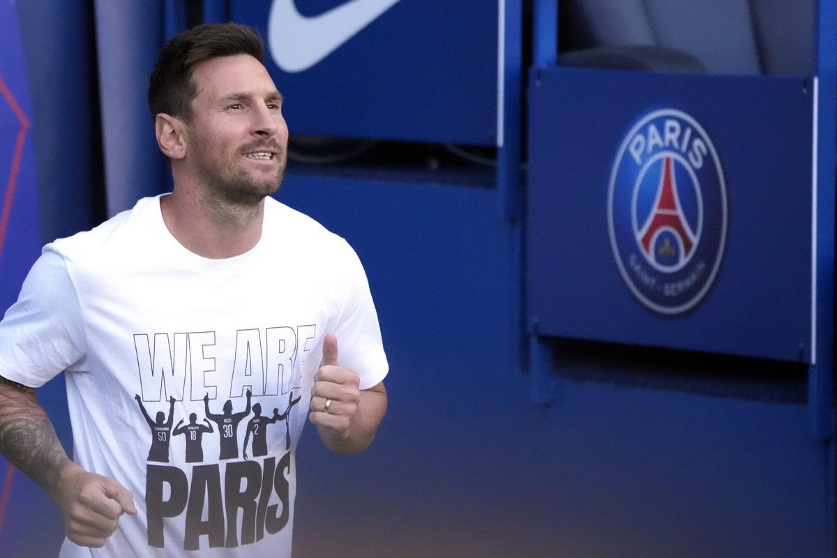 το νέο ρολόι του Messi στην Παρί