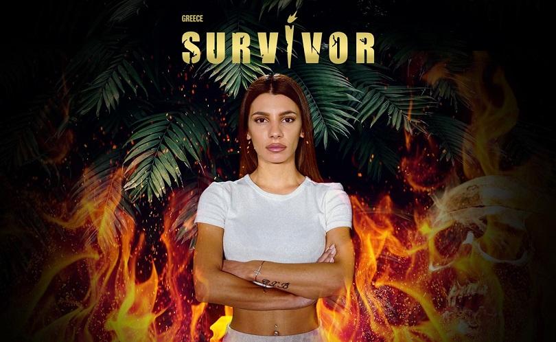 Η Μαριάννη Ρουμελιώτη του Survivor