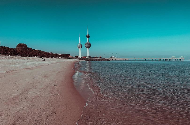 Η πόλη του Κουβέιτ.
