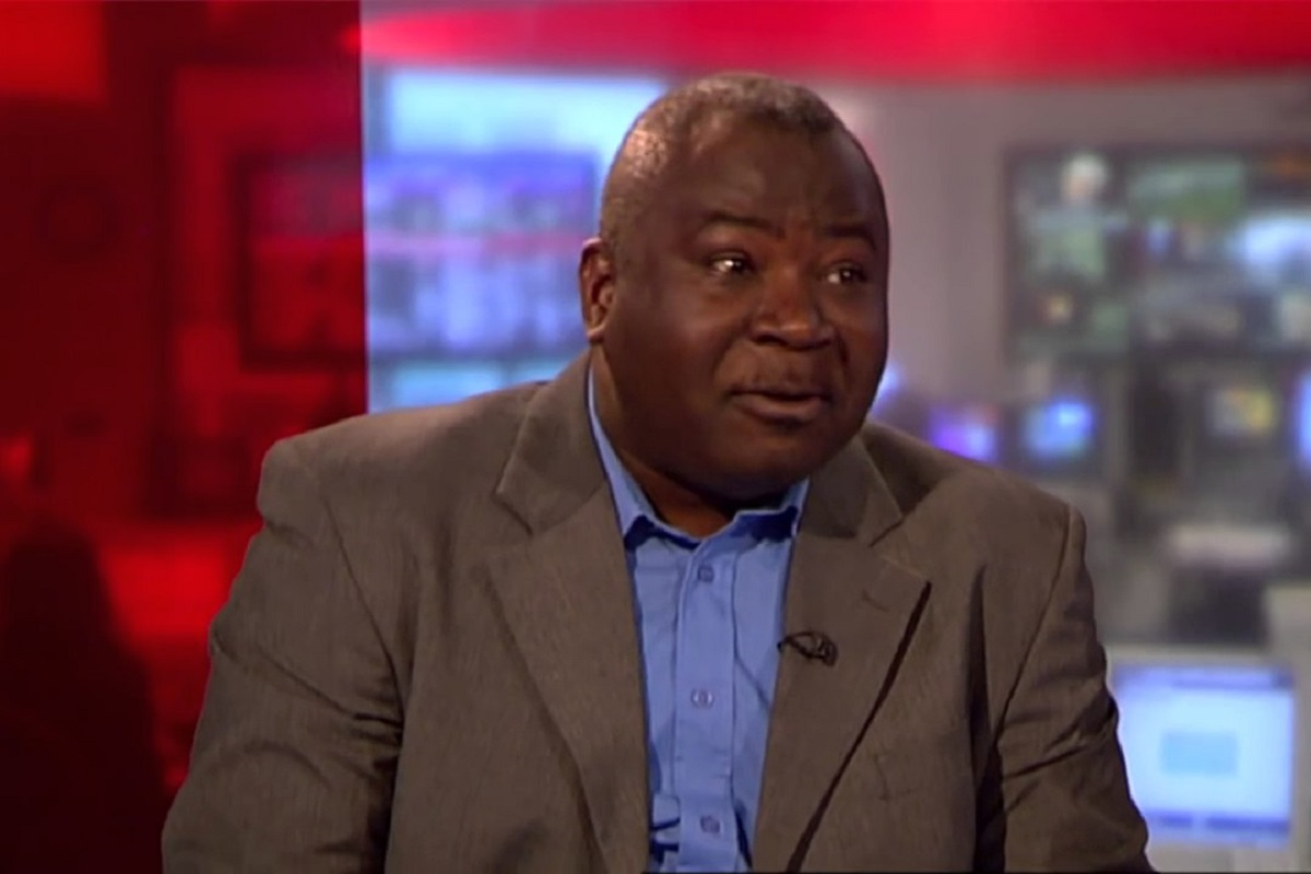 Ο Guy Goma βγήκε στο BBC.