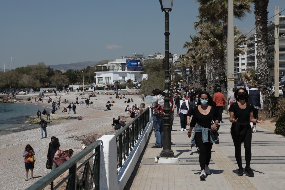 η μεγάλη έξοδος των Αθηναίων