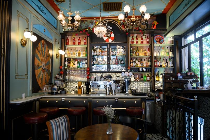 Monsieur Cannibale, εστιατόριο, μπαρ, καφέ.Τρίτη 1 Σεπτεμβρίου 2020. Φωτογραφίες: Oneman.gr / Φραντζέσκα Γιαϊτζόγλου Watkinson