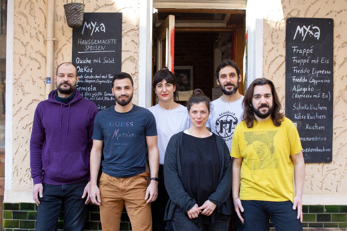 Έλληνες μαγειρεύουν στο εξωτερικό
