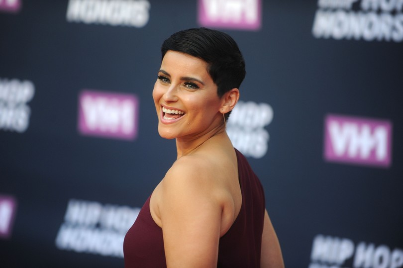 Nelly Furtado attends the arrivals at VH1's Hip Hop Honors at David Geffen Hall at Lincoln Center on Monday, July 11, 2016, in New York. (Photo by Brad Barket/Invision/AP)