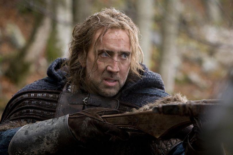 Ο Nicolas Cage στο Season of the Witch