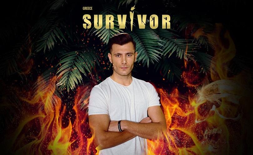 Ο Νίκος Μπάρτσης στο Survivor