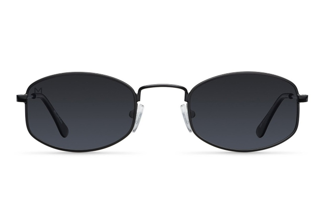 SUKU ALL BLACK SUNGLASSES