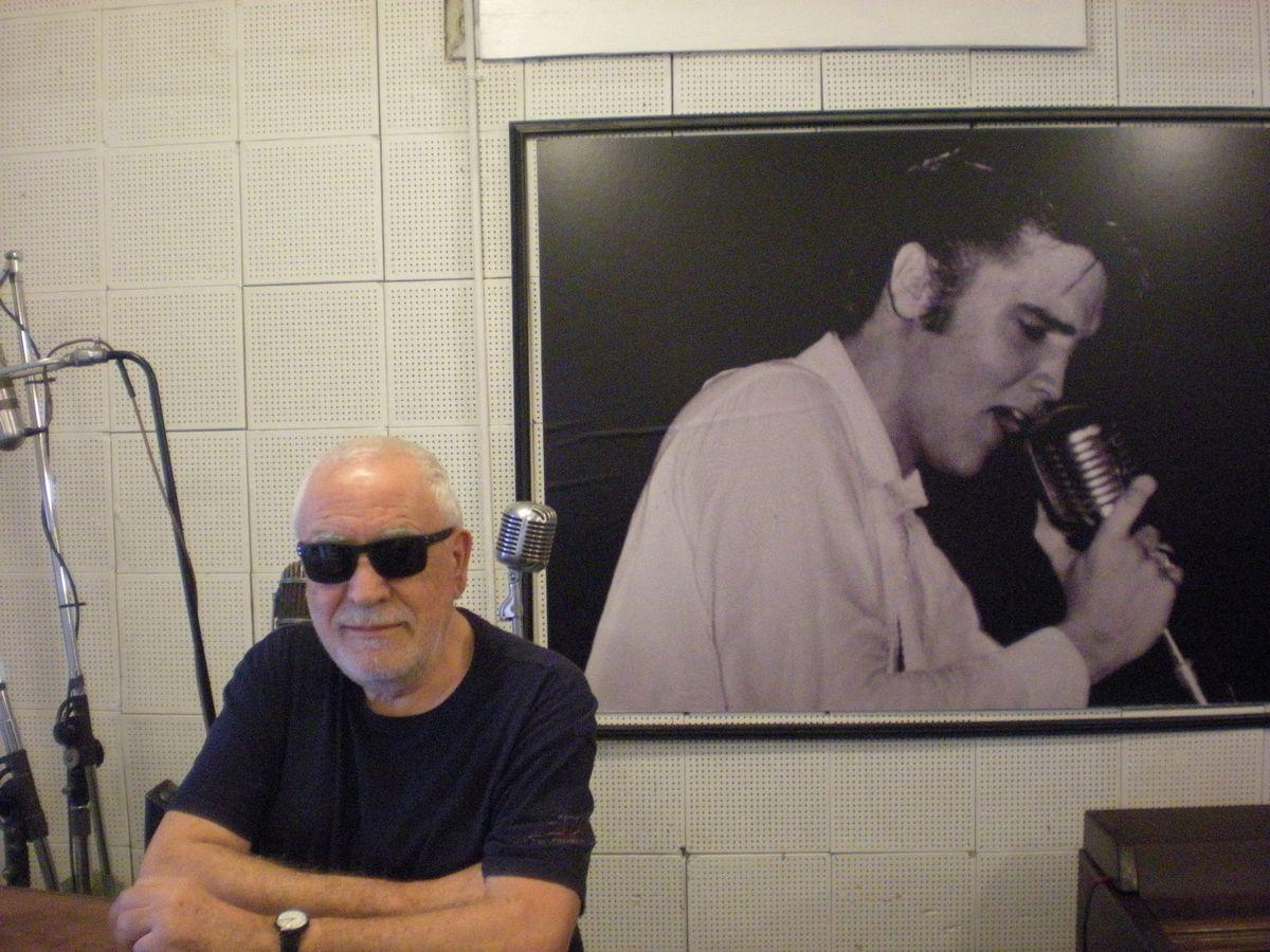 Γιάννης Πετρίδης Ποπ και Ροκ γραφεία