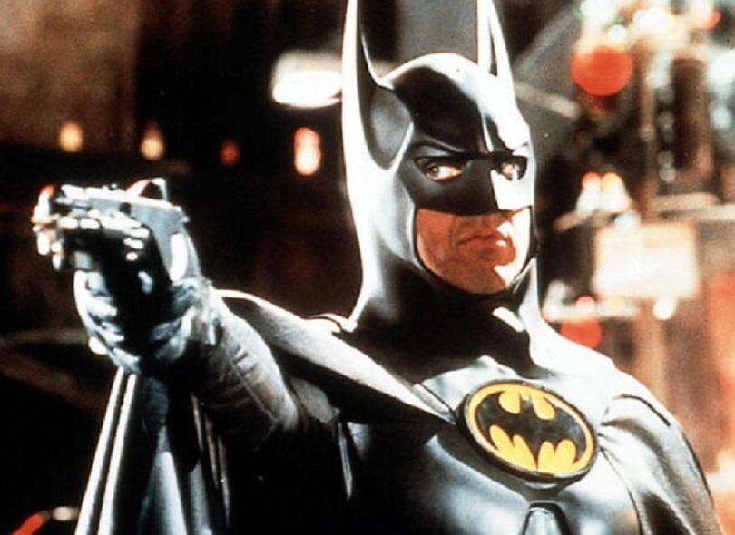 Ο Michael Keaton ως Batman