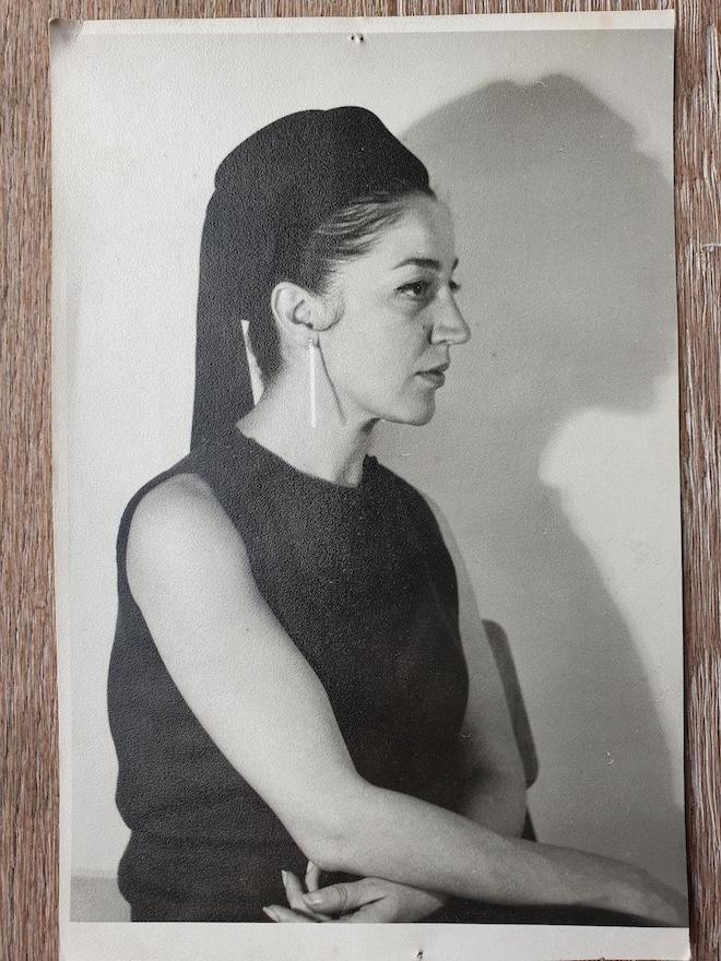 Λένα Κανελλοπούλου ρολόι Πικάσο