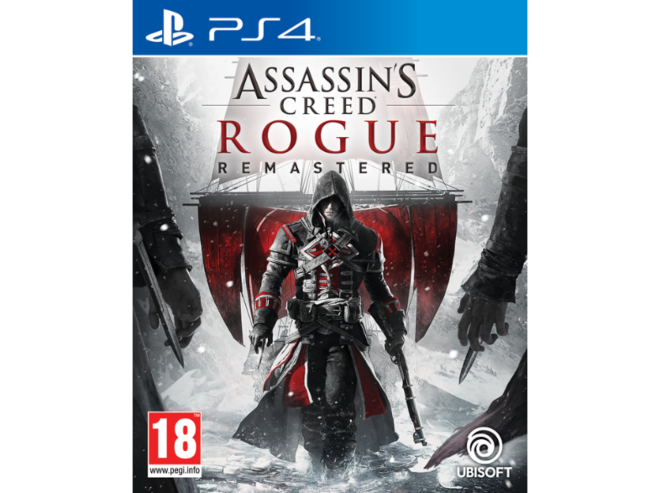 Assassins Creed Rogue Remastered PlayStation 4