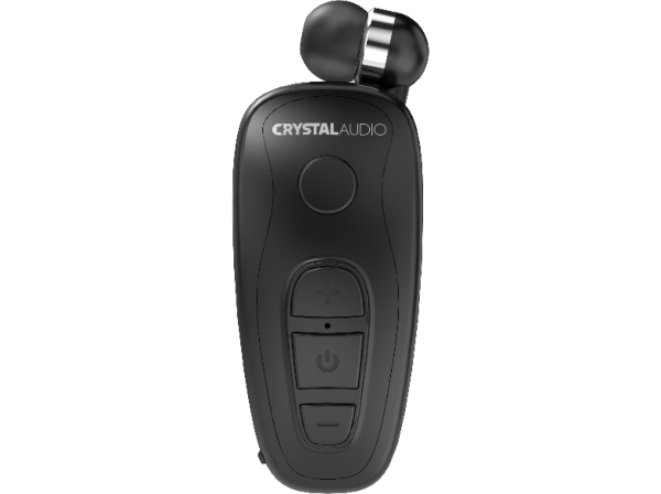 CRYSTAL AUDIO R1-K Retractable Black - 381700