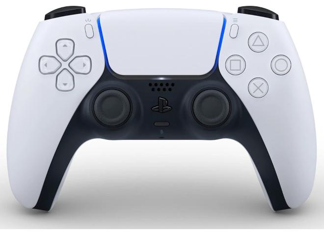 Sony PS5 DualSense Wireless Controller- Ασύρματο Χειριστήριο - Λευκό