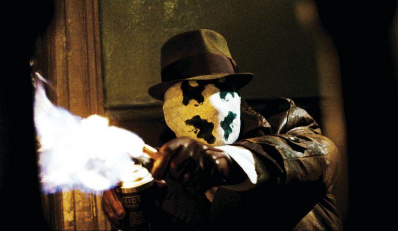 Ο Rorschach στο Watchmen του Zack Snyder