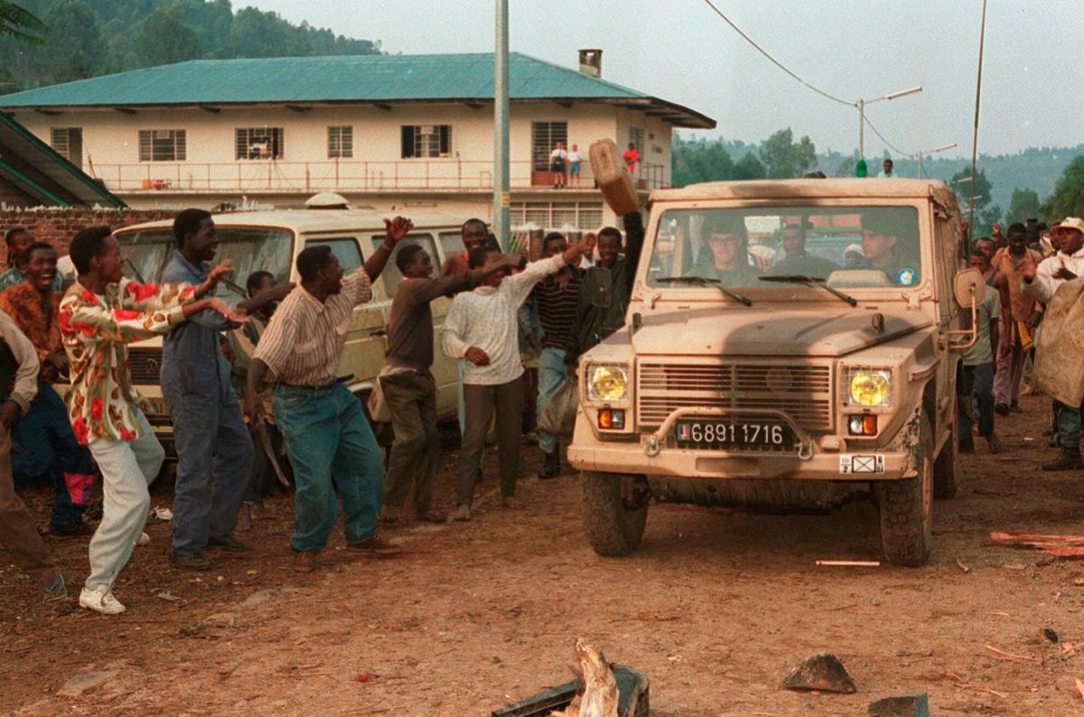 Ρουάντα Bagosora