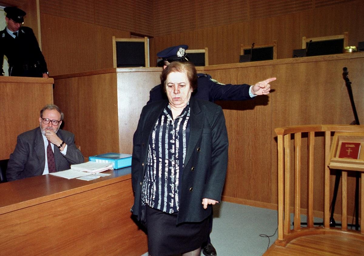 Μαρία Σαμπανιώτη δολοφόνος τηγανόψωμα δηλητηρίαση