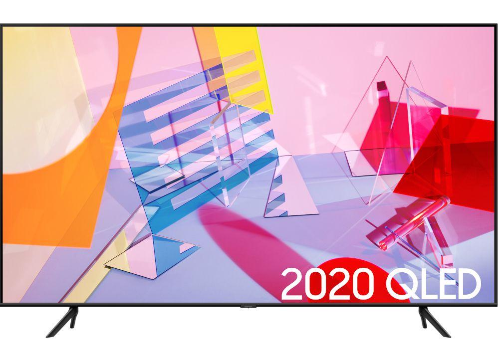 """Τηλεόραση Samsung 55"""" Smart 4K QLED QE55Q60T"""