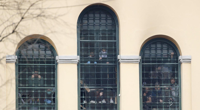 κορονοϊός ιταλία φυλακές διαμαρτυρίες