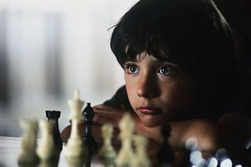 To Searching for Bobby Fischer στο Netflix