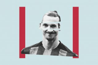 Ο κουραστικός αλαζόνας, κύριος Zlatan Ibrahimovic